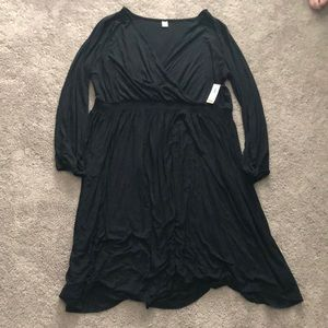 NWT black Old Navy Dress